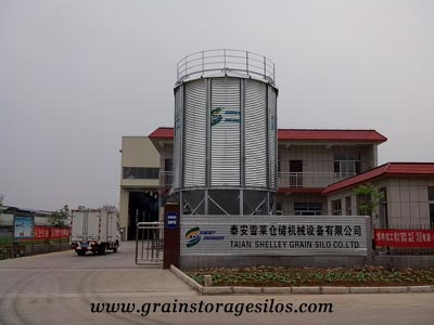 Win with Our Grain Storage solutions - Shelley-Engineering
