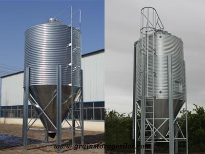 feed bin manufacturers home