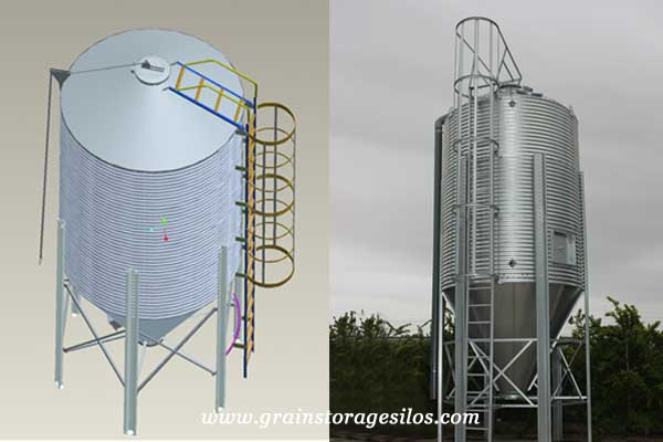 feed silo of shelley engineering