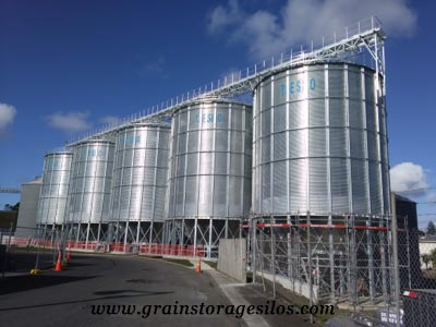 about grain storage silos-Shelley Engineering
