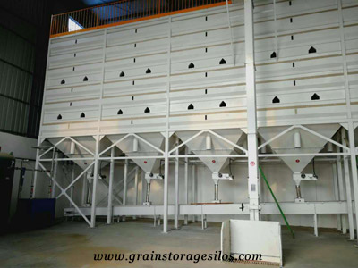 Powder silo suppliers home