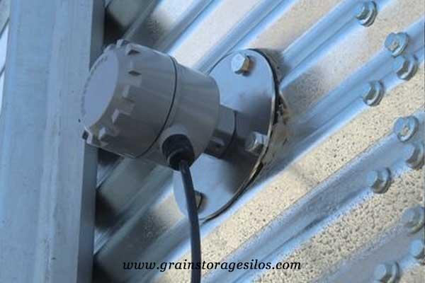 Silo Level indicator for steel silos