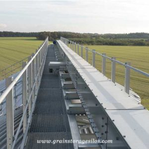 belt conveyors for grain handling
