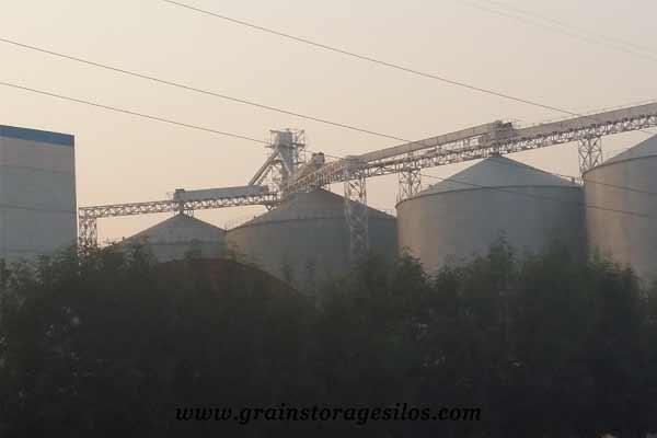flat bottom silos China of Shelley Engineering