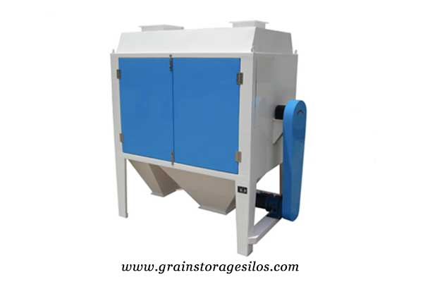 grain cleaner of shelley engineering
