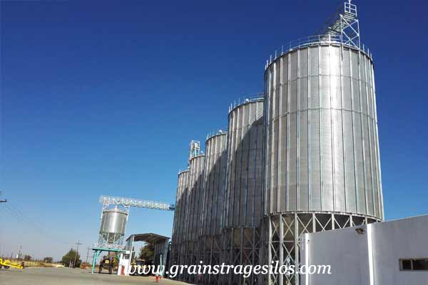 product development of steel silos