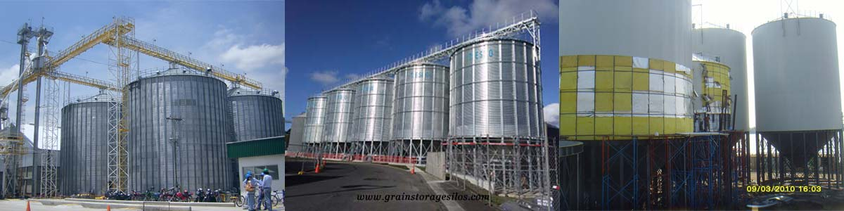 The applications and advantages of Grain storage bins