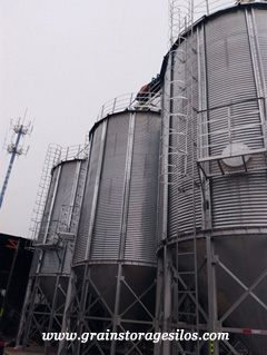 grain silo operation guidelines