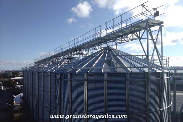 The Performance and Features of Assembled Corrugated Steel Silo