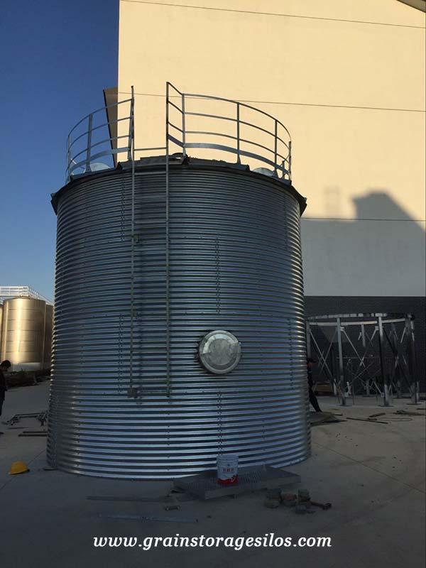 pellet silo professional steel silo manufacturer supplier and exporter. Black Bedroom Furniture Sets. Home Design Ideas