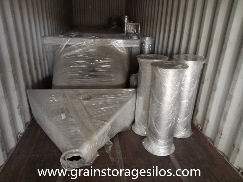 grain cleaning system Shipping to Uruguay