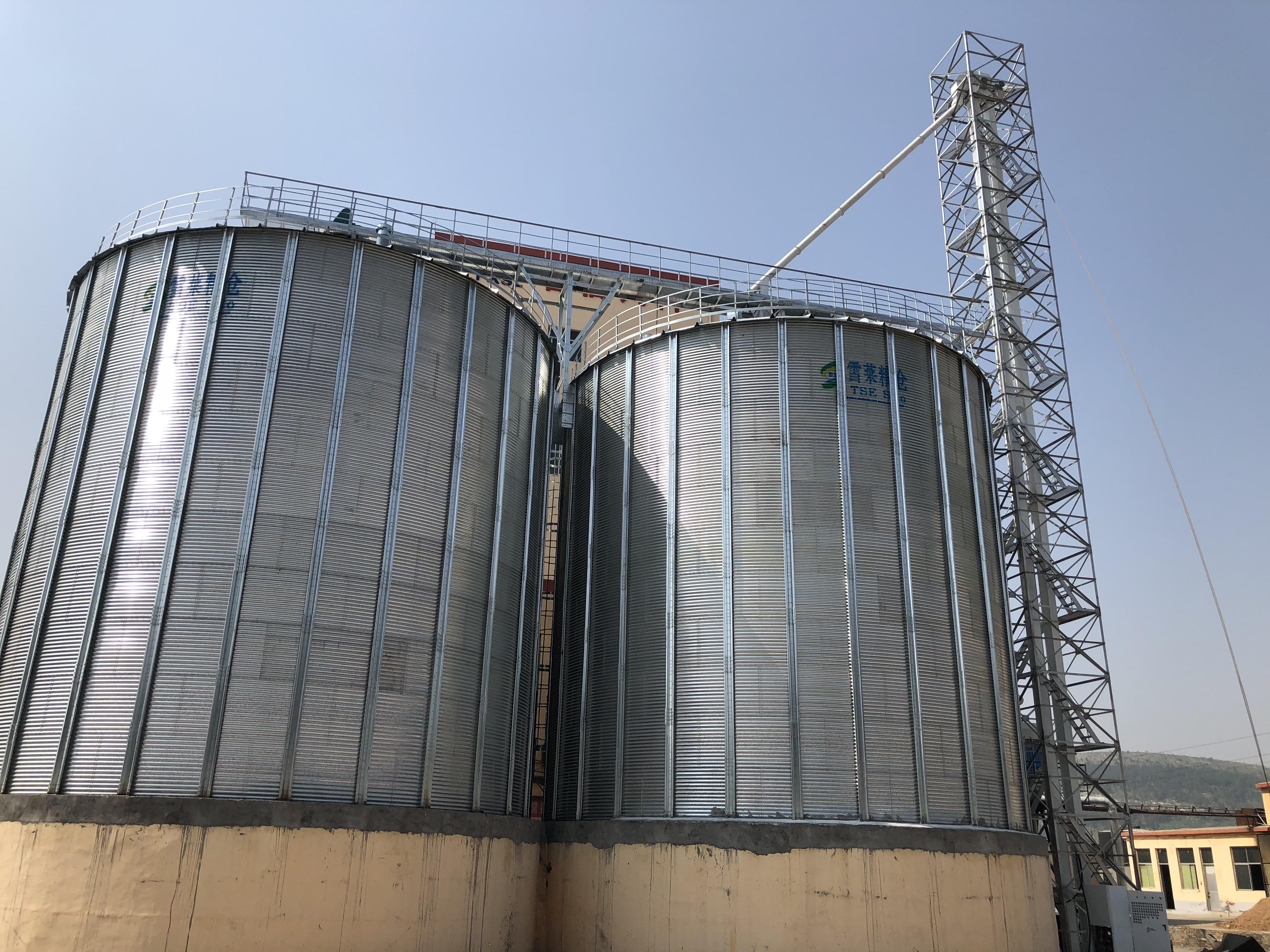 grain storage silo,corn storage silos,corn silo,grain storage steel silos