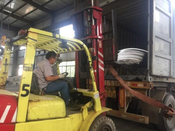Wheat Storage Silos