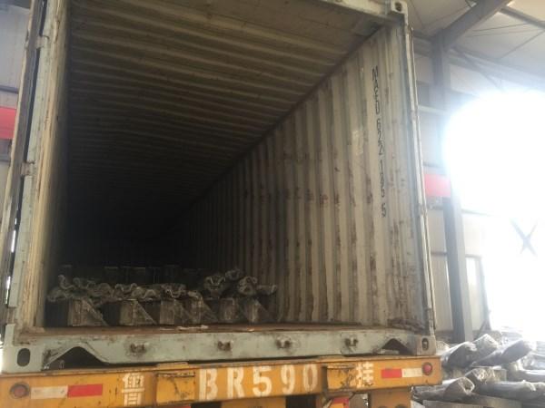 Wheat Storage Silo ship to Canada