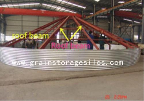 corn storage silo,grain silo,steel silo